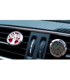 Aromatyzery - Elektryczne - Do samochodu - Ultradźwiękowe - Naturalne