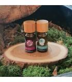 Mieszanki z naturalnych olejków