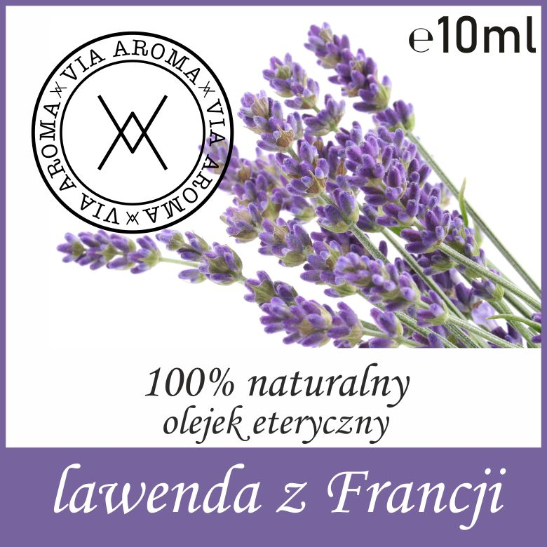 Olejek z Lawendy Francuskiej