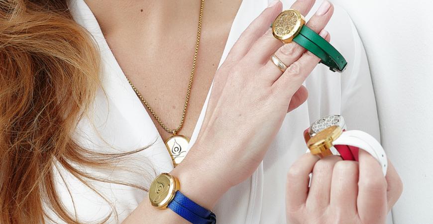 Skompletuj własną bransoletkę - baw się kolorem i zapachem...