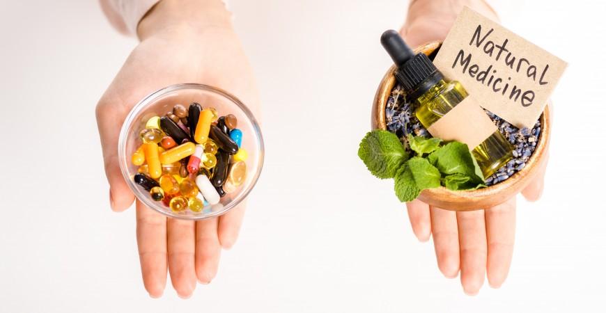 Zamieniamy chemię na aromaterapię...