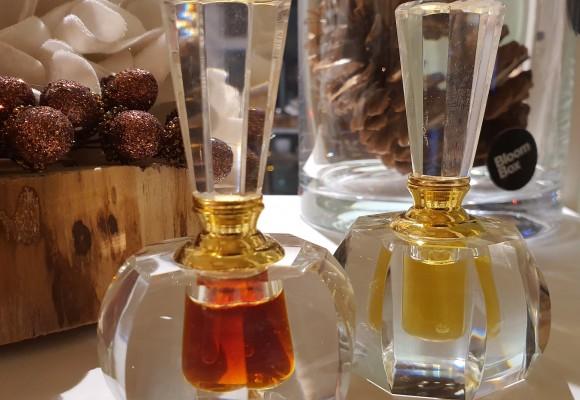 Naturalne perfumy odmienią Twoje życie.
