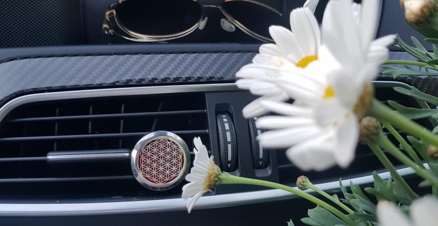 Odświeżacze samochodowe – pachnące czy trujące?